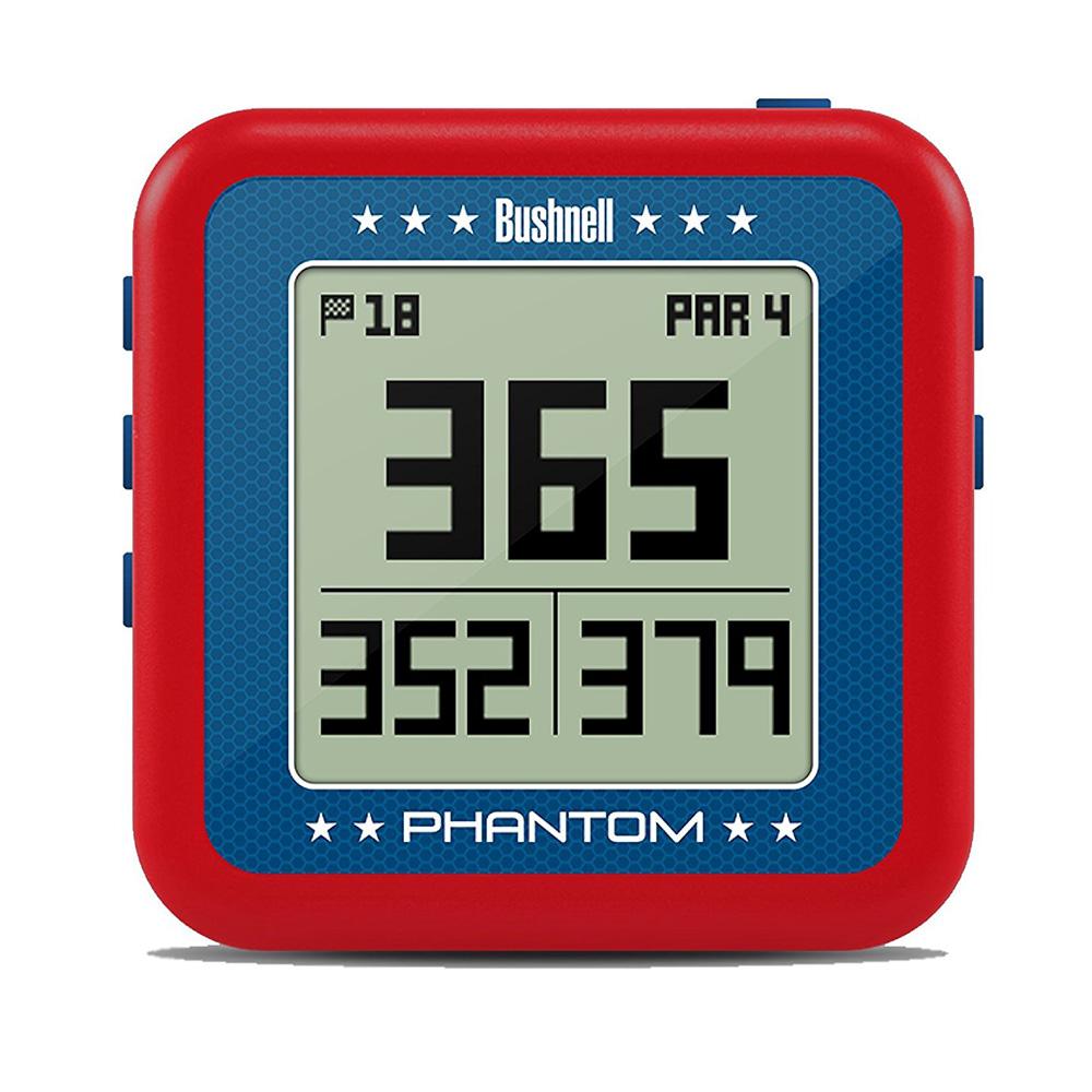 BUSHNELL - GPS PHANTOM ROUGE/BLEU
