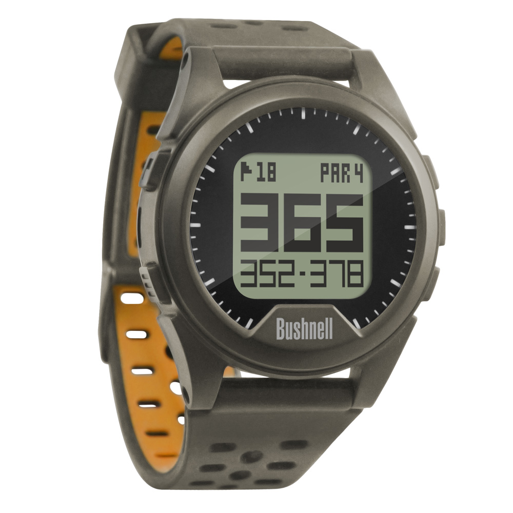 BUSHNELL - MONTRE GPS NEO ION CHARCOAL