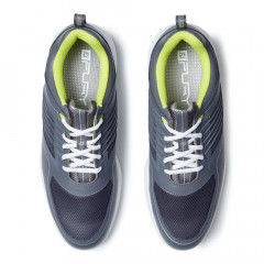 chaussures fury gris tige