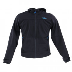 CAMPAGNOLO - VESTE JUNIOR SOFTSHELL NOIR