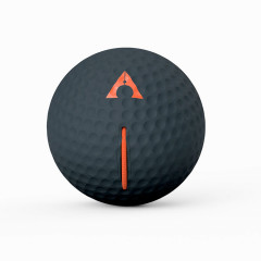 Alignment Ball - Balle alignement aimantée noir-orange
