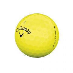 CALLAWAY - BALLES DE GOLF SUPERSOFT BLANC