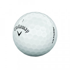 CALLAWAY - BALLES DE GOLF SUPERSOFT MAGNA BLANC