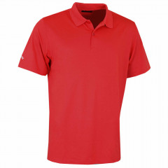 CALLAWAY - POLO M/C  ROUGE