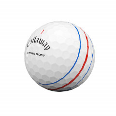CALLAWAY - BALLES DE GOLF CHROME SOFT TRIPLE TRACK BLANC - 3