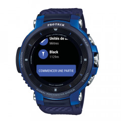 CASIO - MONTRE PRO TREK SMART BLEU