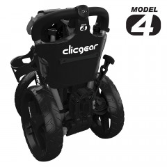 CLIC GEAR - CHARIOT CLICGEAR 4.0 ARGENT