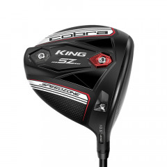 COBRA - DRIVER KING SZ BLACK/WHITE HELIUM