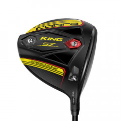 COBRA - DRIVER KING SZ BLACK/YELLOW HELIUM