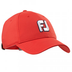FOOTJOY - CASQUETTE FASHION ADJUSTABLE ROUGE
