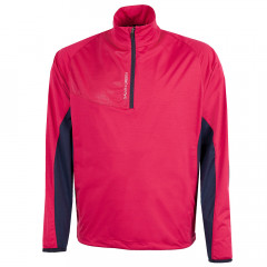 GALVIN GREEN - SWEAT LINCOLN INTERFACE ROUGE - 1