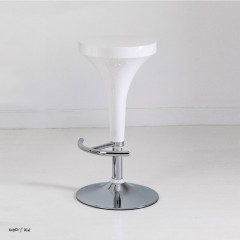 GOLF EN PRIVE - TABOURET BLANC