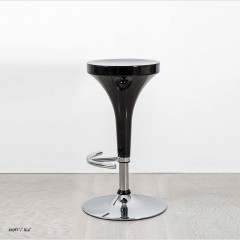 GOLF EN PRIVE - TABOURET NOIR