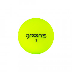 Balle Green's jaune - Golf Plus