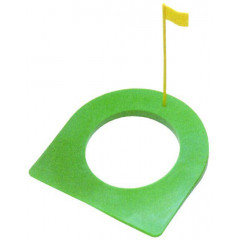GREENS - PUTTING CUP PLASTIC
