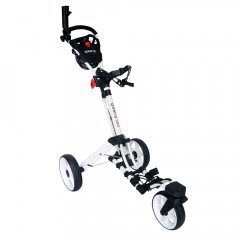 GREENS - CHARIOT 360 3 ROUES BLANC ROUGE