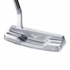 MIZUNO - PUTTER M.CRAFT WHITE SATIN 1 2