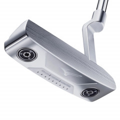 MIZUNO - PUTTER M.CRAFT WHITE SATIN 2