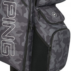 PING - SAC TRAVERSE CART NOIR CAMOUFLAGE/ARGENT