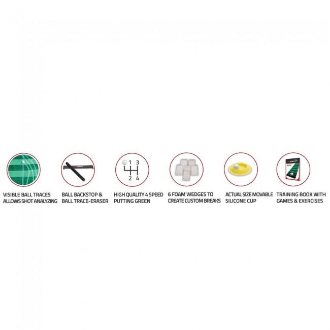 Carrelage Design tapis putting : PROADVANCED - TAPIS PUTTING PROINFINITY
