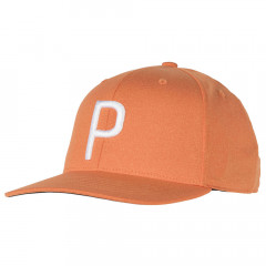 PUMA - CASQUETTE P SNAPBACK ORANGE