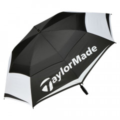 TAYLORMADE - PARAPLUIE DOUBLE CANOPY 64''