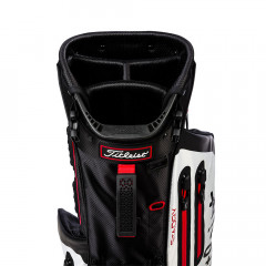 TITLEIST - SAC PLAYERS 4+ STADRY TREPIED BLANC/NOIR/ROUGE