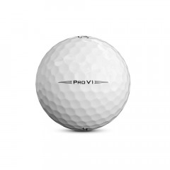 TITLEIST - BALLES DE GOLF PRO V1 HIGH NUMBERS 5.6.7.8
