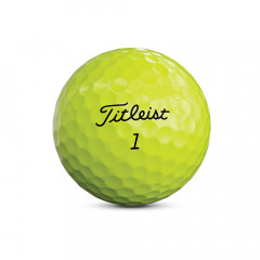 TITLEIST - BALLES DE GOLF TOUR SOFT JAUNE 2