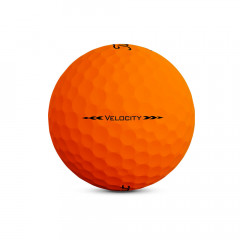 TITLEIST - BALLES DE GOLF VELOCITY ORANGE 3