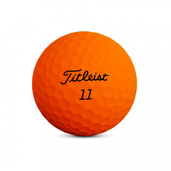TITLEIST - BALLES DE GOLF VELOCITY ORANGE 2