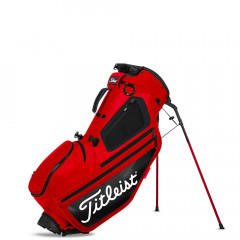 TITLEIST - SAC HYBRID 5 TREPIED ROUGE/NOIR