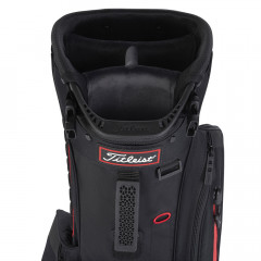 TITLEIST - SAC PLAYERS 4 TREPIED ROUGE/NOIR - 2