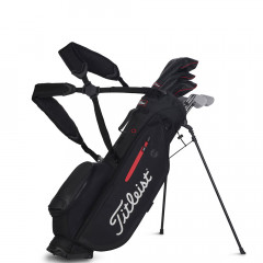 TITLEIST - SAC PLAYERS 4 TREPIED ROUGE/NOIR - 3