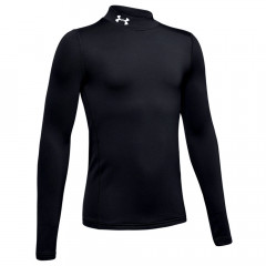 UNDER ARMOUR - SOUS PULL JUNIOR PERFORMANCE COLD GEAR NOIR