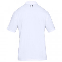 UNDER ARMOUR - POLO PERFORMANCE 2.0 UNI  BLANC