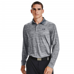 UNDER ARMOUR - POLO PERFORMANCE  GRIS - 3