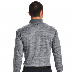UNDER ARMOUR - POLO PERFORMANCE  GRIS - 4