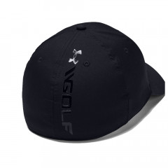 UNDER ARMOUR - CASQUETTE STORM HEADLINE 3.0 NOIR - 2