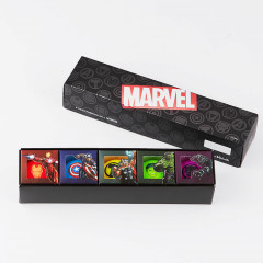 VOLVIK - COFFRET MARVEL TEAM 1