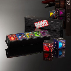 VOLVIK - COFFRET MARVEL TEAM