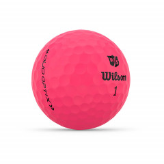 WILSON - BALLES DE GOLF DUO OPTIX ROSE 2