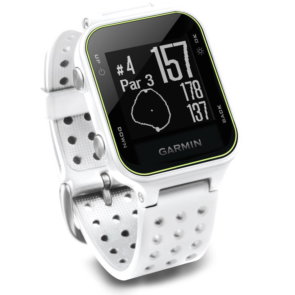 GARMIN - GPS APPROACH S20 BLANC