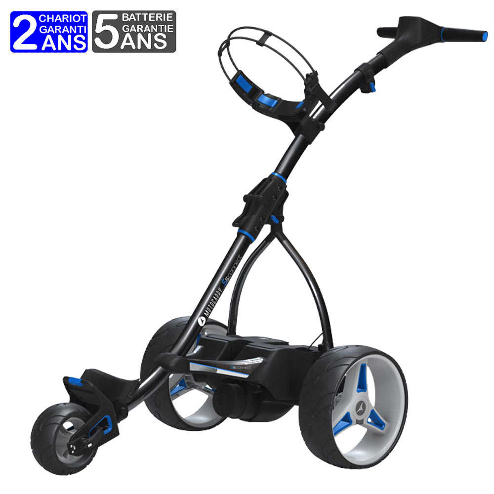 MOTOCADDY - CHARIOT S5 CONNECT DHC