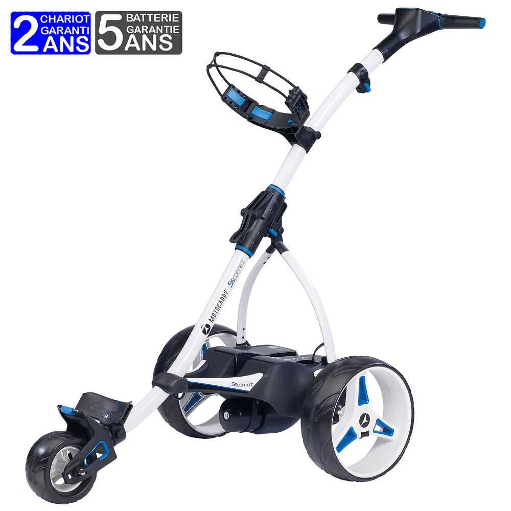 MOTOCADDY - CHARIOT S5 CONNECT